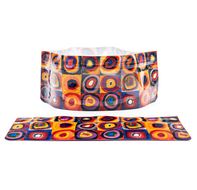 Kandinsky Circles - Set of 2 bowls