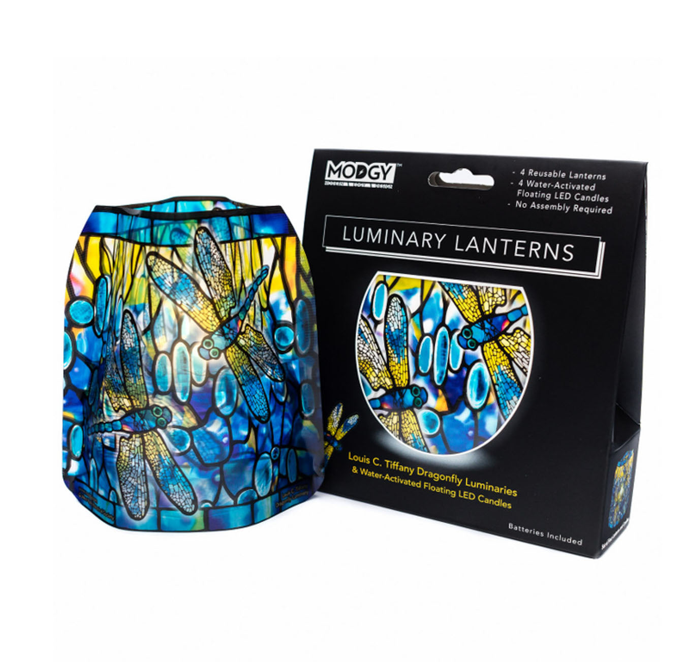 Louis C. Tiffany Dragonfly Luminaries
