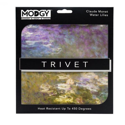 Water Lilies Trivet - Modgy