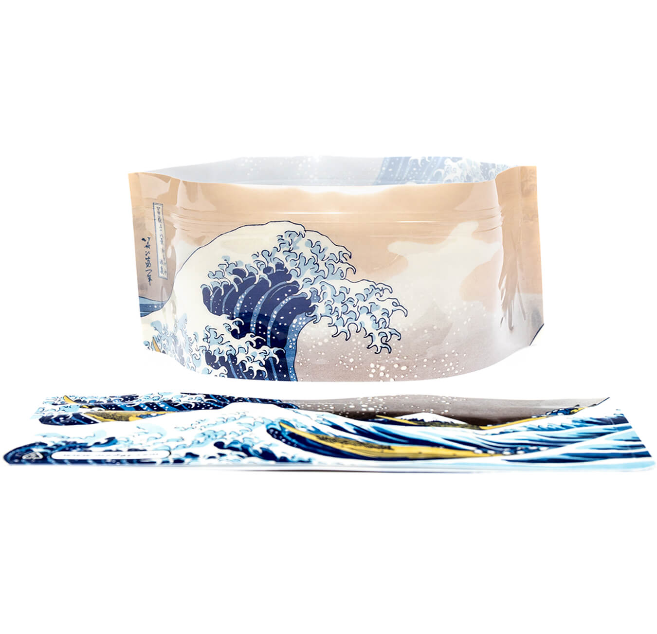 The Great Wave - Set of 2 Bowls