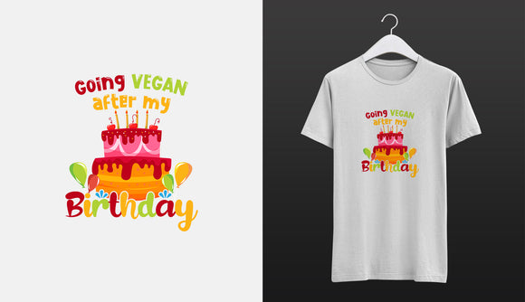 Short Sleeve Vegan Ambition
