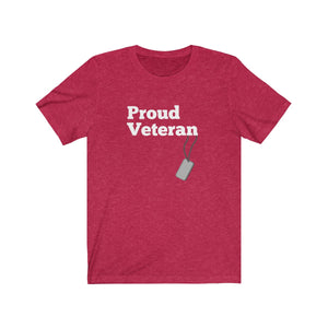Proud Veteran Shirt
