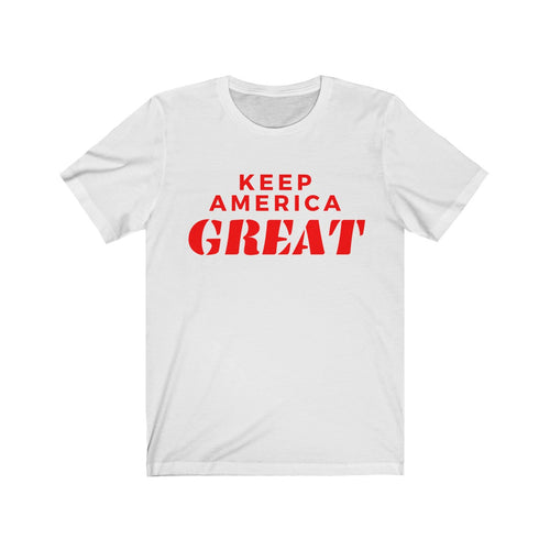 Keep America Great (KAG) Shirt