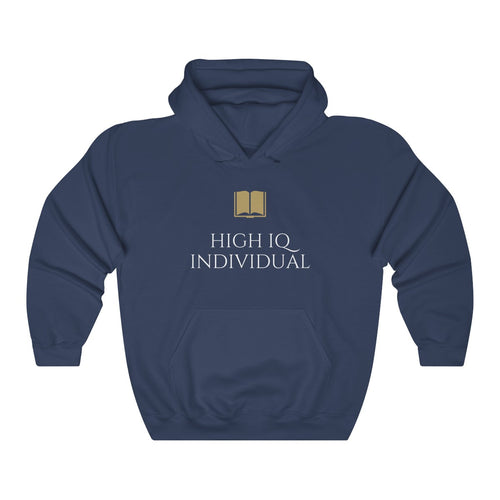 High I.Q. Individual Hooded Sweatshirt
