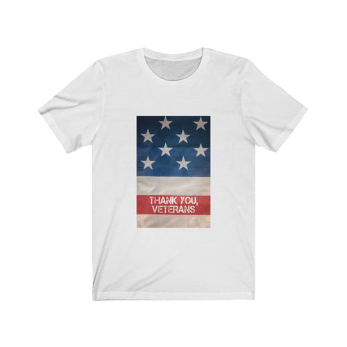 Thank You, Veterans Shirt
