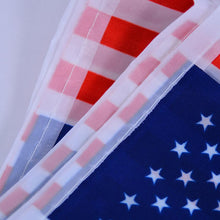 Load image into Gallery viewer, 20Pcs/Set String USA Flags