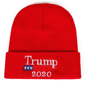 Trump 2020 Cotton Beanies