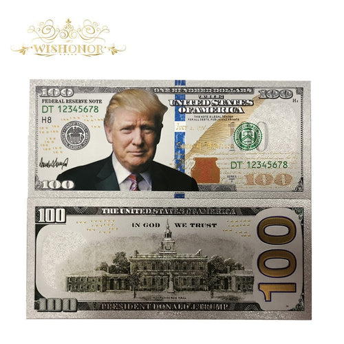 10 Piece Trump Dollars