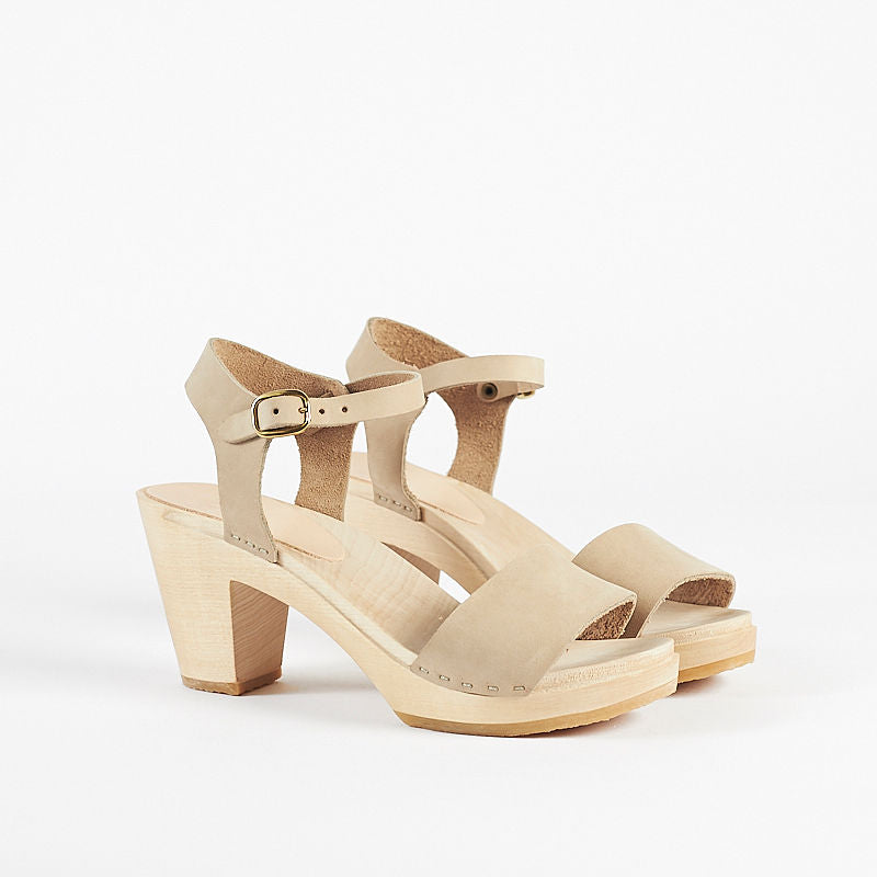 Rachel Sandal Toe, High Heel