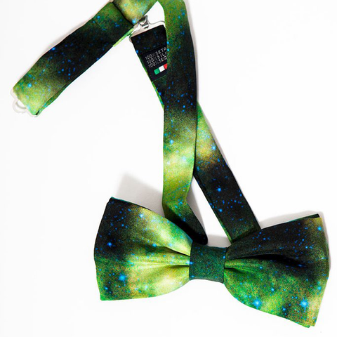 'Witch Head Nebula' - Bow Tie