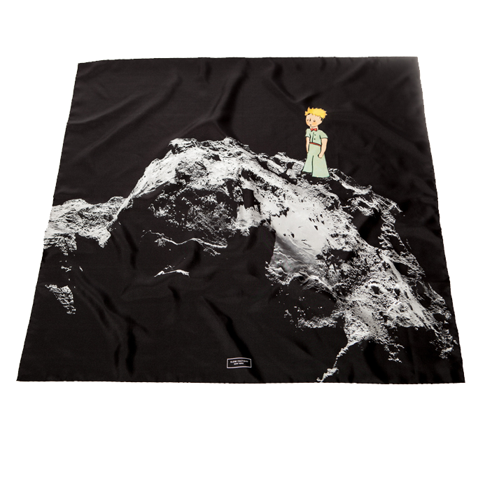 Le Petit Prince on Silk