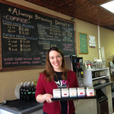 Amanda of Always Brewing Detroit