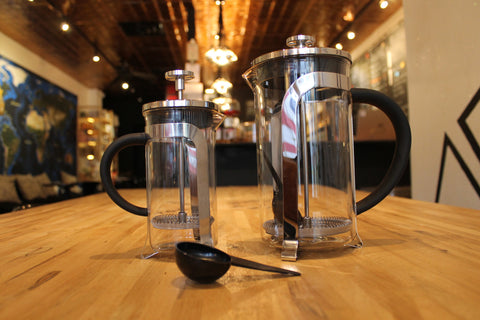 Grosche Glass French Press