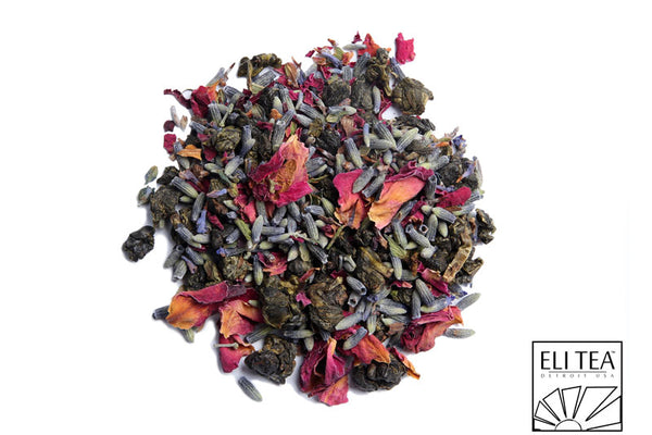 Rose Lavender Oolong