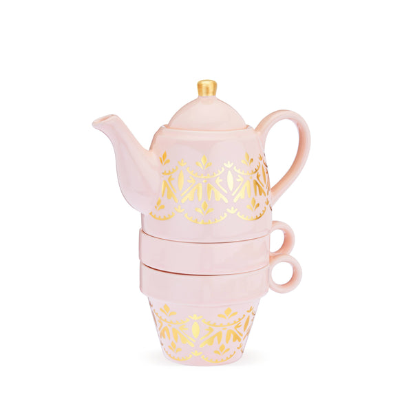 Taylor™ Casablanca Pink Tea for Two by Pinky Up