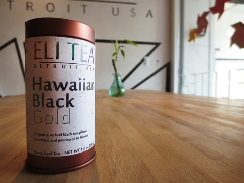 Hawaiian Black Gold