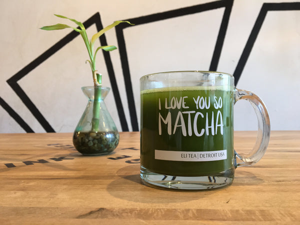 I Love You So Matcha Mug