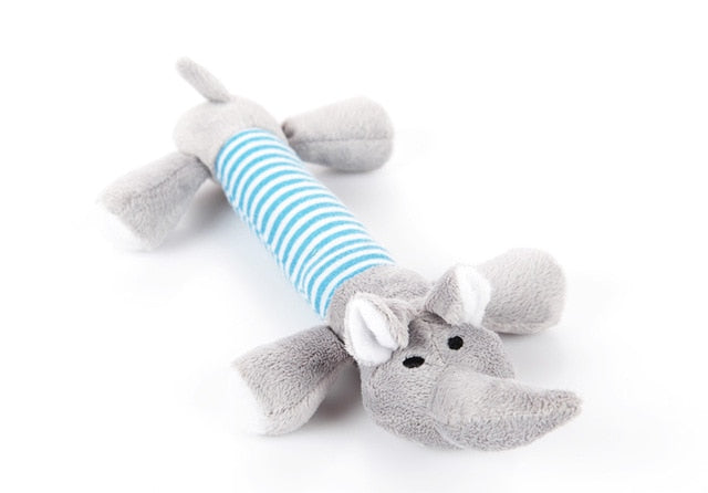 Canvas Vocalization Dog Bite Toy