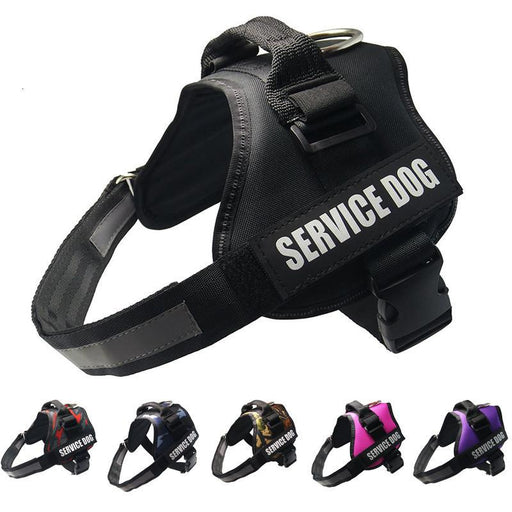 Service Dog Harnesses