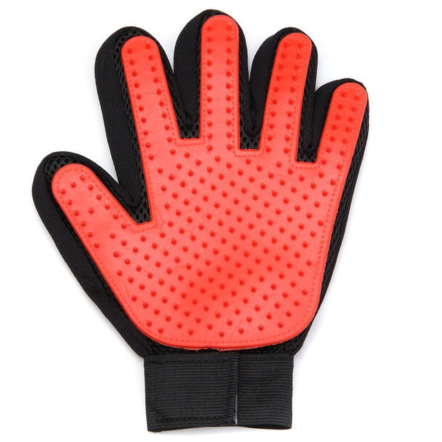 Silicone Pet Grooming Glove For Pets