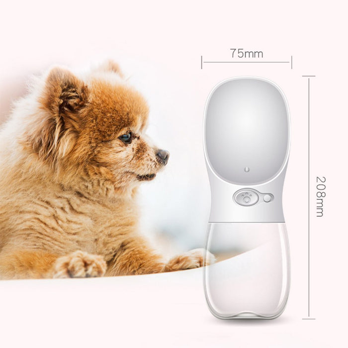 Portable Travel Water Drinking Bottle For Dogs