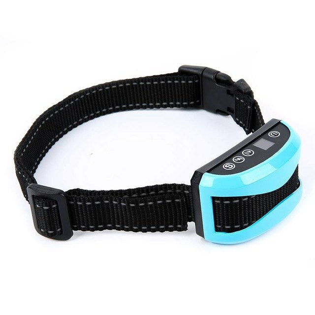 Waterproof Rechargeable Anti Barking  Dog Training Collar