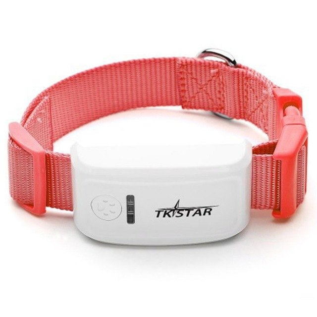 Real Time GPS Pet Tracker (Night Luminous Tracking - Portable Collar)