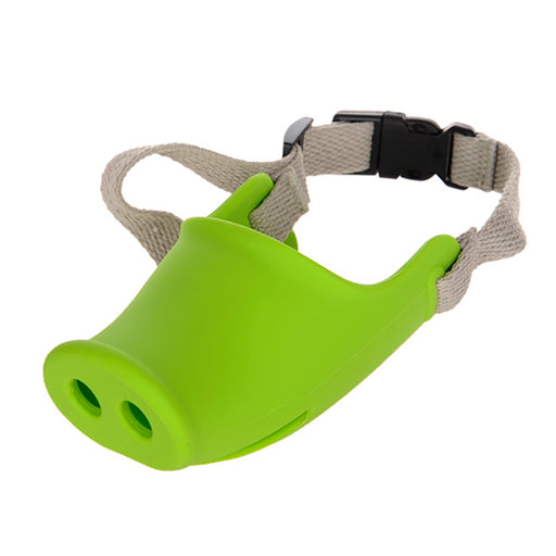 Breathable Dog Silicone Anti-Bite