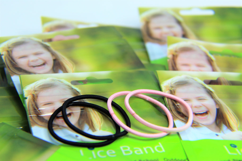 Lice Band Hair Elastic **1 Month Supply**