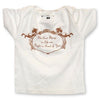 White Baby Tee Shirt - Best Things