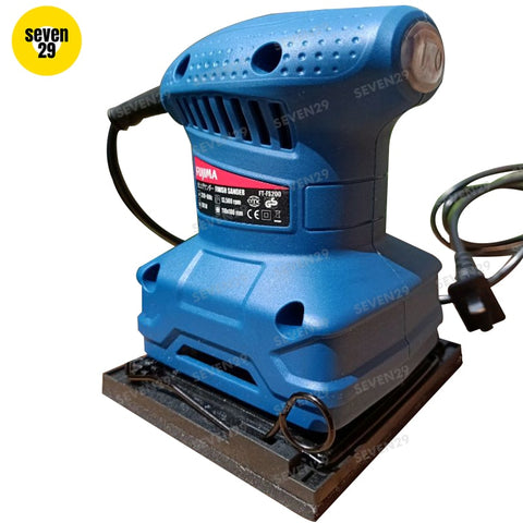 Fujima Japan Finish Sander (200W) - seven29shop