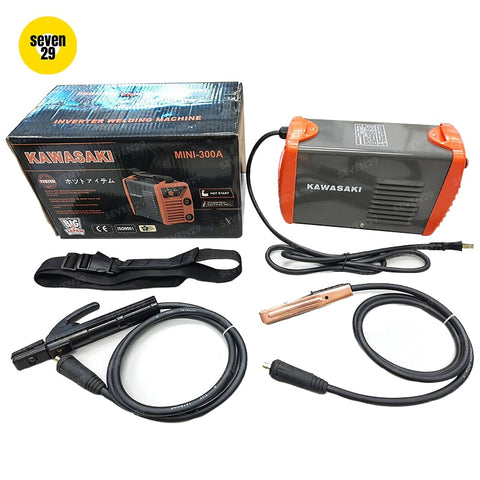 KAWASAKI™ 300AMP Mini Inverter Welding Machine - seven29shop