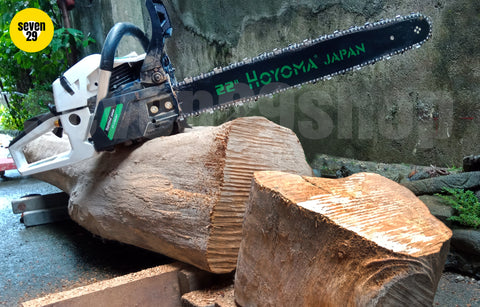 HOYOMA JAPAN 22 Inches Petrol Chainsaw - seven29shop