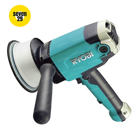 Kyocera Ryobi 850W Corded Electronic Polisher PED-131 Double Action