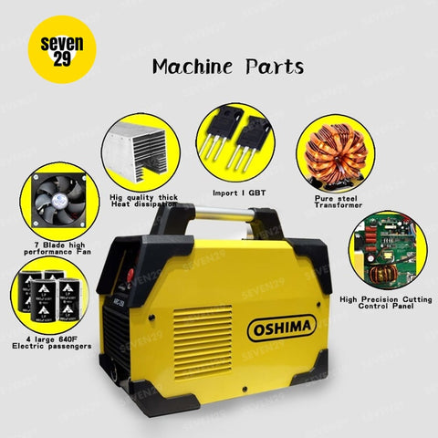 Oshima Portable Arc 250amp Inverter Welding Machine