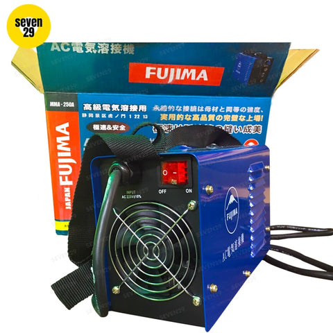 Fujima Japan 250AMP Mini Inverter AC Welding Machine - seven29shop