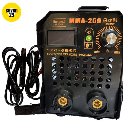 2020 New Model & Design Hoyoma Japan 250AMP Inverter Welding Machine