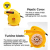 Image of Oshima Japan 2-in-1 750W Multipurpose Blower and Vacuum