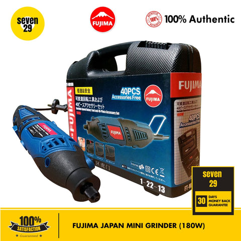 Fujima Japan Mini Grinder (180W) Combopack - seven29shop