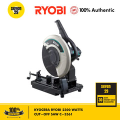 Kyocera Ryobi 2300 Watts Cut-Off Saw C-3561