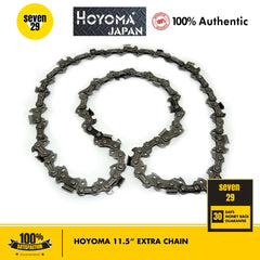 "Hoyoma Japan 11.5"" Chainsaw Attachment Extra Chain"