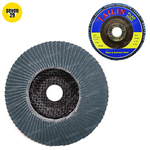Tailin Flap Disc Z120 - seven29shop