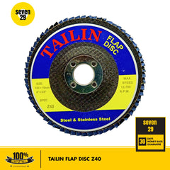 Tailin Flap Disc Z40