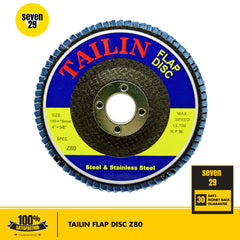 Tailin Flap Disc Z80