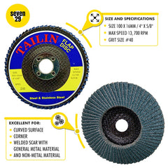 Tailin Flap Disc Z40 - seven29shop