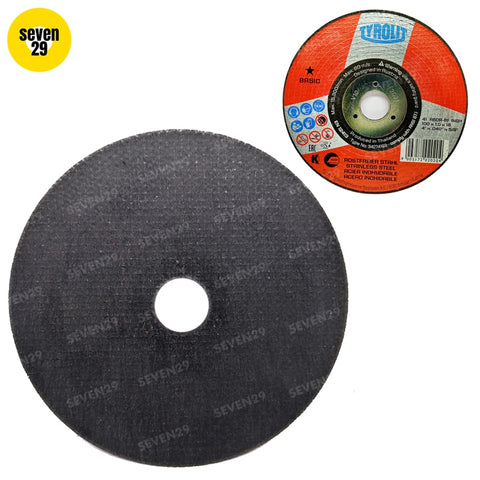 Original Tyrolit Cutting disc 100 x 1 x 16mm - seven29shop