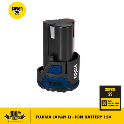Fujima Japan 12V Li-ion Battery