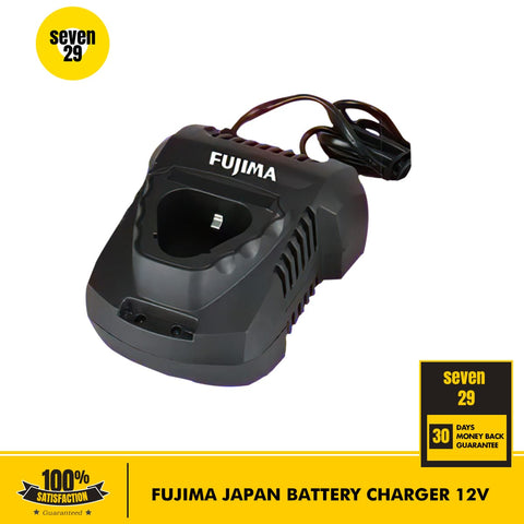 Fujima Japan 12V Battery Charger