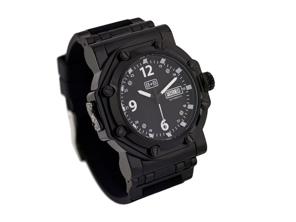 WCH10A military watch / automatic/ black