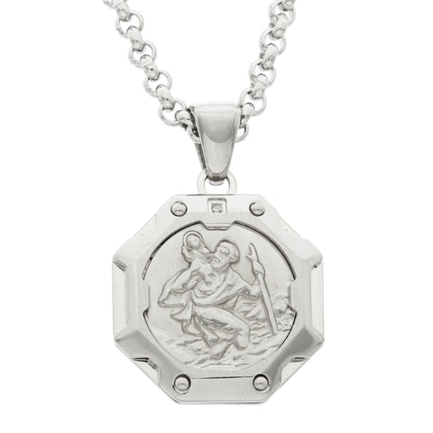 OCTO / St. Christopher medal / 23mm